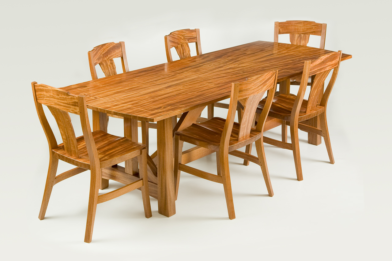 Corlis Woodworks Tables Gallery